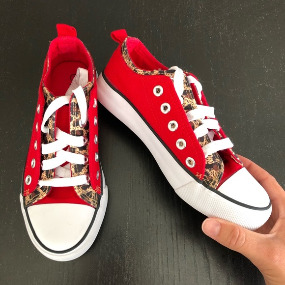 twisted jr. Shoes | Twisted Jr Red And